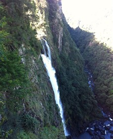 Ellenborough Falls - Accommodation NT