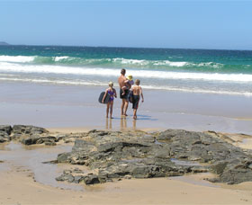 Shellharbour Beach - Accommodation NT