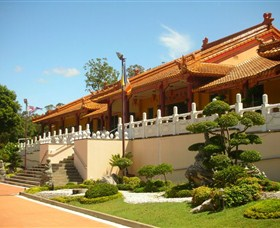 Chung Tian Temple - Accommodation NT