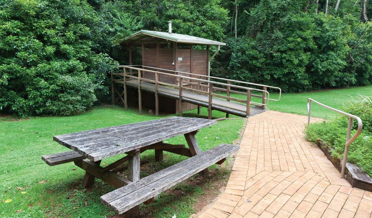 The Glade picnic area - Accommodation NT
