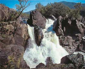 Clarence Gorge - Accommodation NT