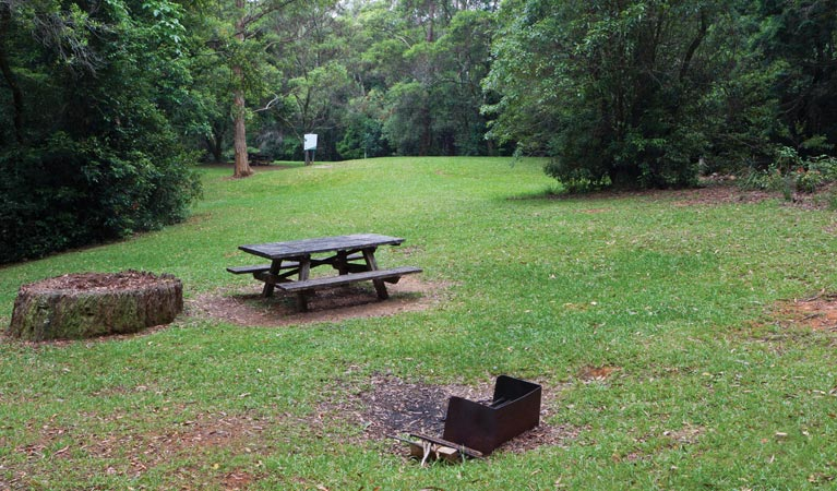 Never Never picnic area - Accommodation NT