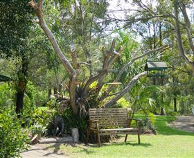 Mondrook Garden Cafe Gallery and Function Centre - Accommodation NT