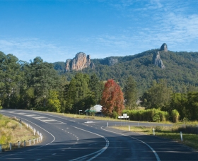 Nimbin Rocks - Accommodation NT