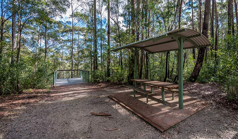 Big Nellie lookout and picnic area - Accommodation NT