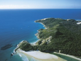 Moreton Island National Park - Accommodation NT