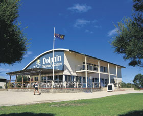 Dolphin Discovery Centre - Accommodation NT
