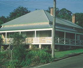 Maclean Stone Cottage and Bicentennial Museum - Accommodation NT