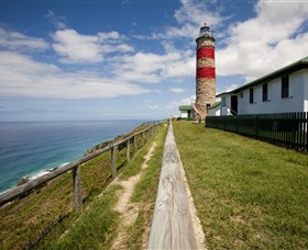 Moreton Island Lighthouse - Accommodation NT