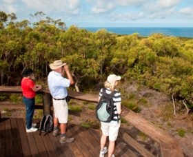 Naree Budjong Djara National Park - Accommodation NT