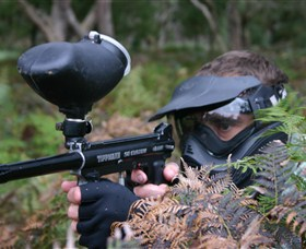 Tactical Paintball Games - Accommodation NT