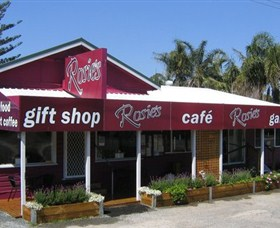 Rosies Cafe and Gallery - Accommodation NT
