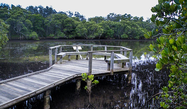 Walk on Water walking track - Accommodation NT