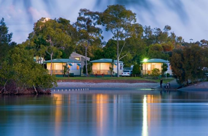 Boyds Bay Holiday Park - Accommodation NT