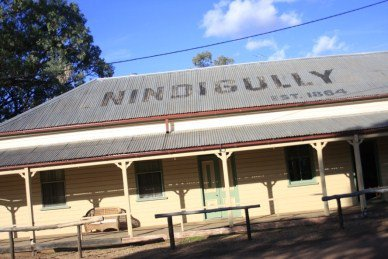 Great Inland Way - Accommodation NT