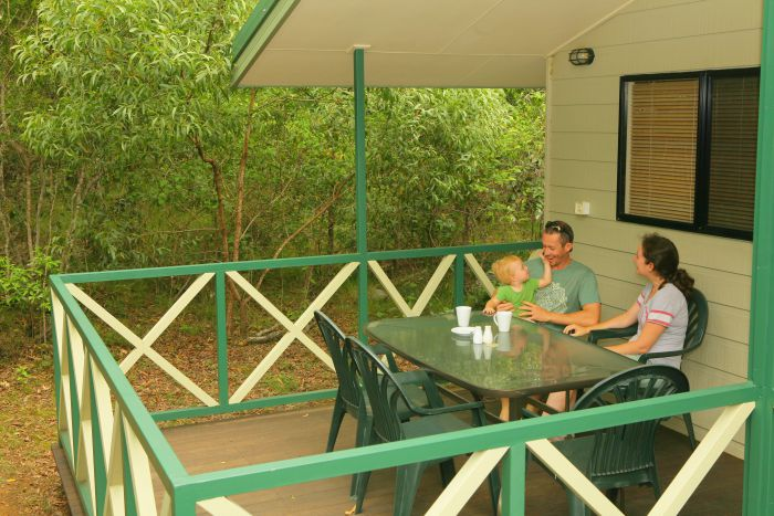 Capricorn Caves - Accommodation NT