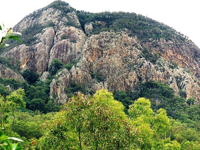 Mount Greville Track - Accommodation NT