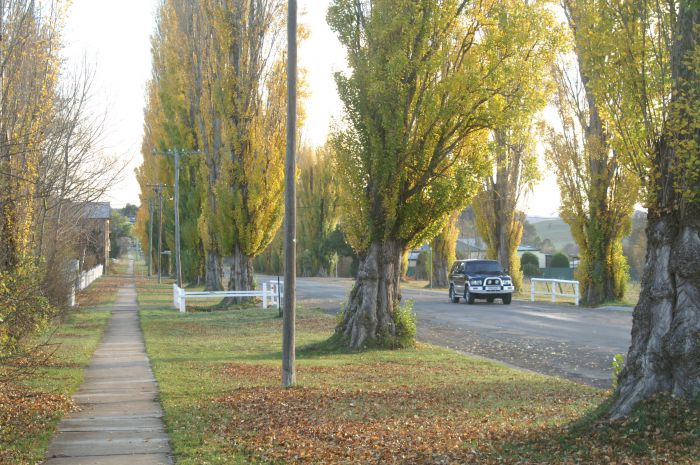 Taralga - Self Guided Heritage Walking Tours - Accommodation NT