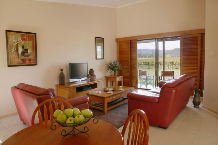Nightingale Wines Luxury Villas - Accommodation NT