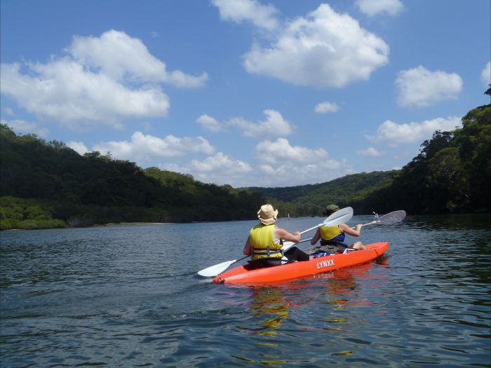 Bundeena Kayaks - Accommodation NT