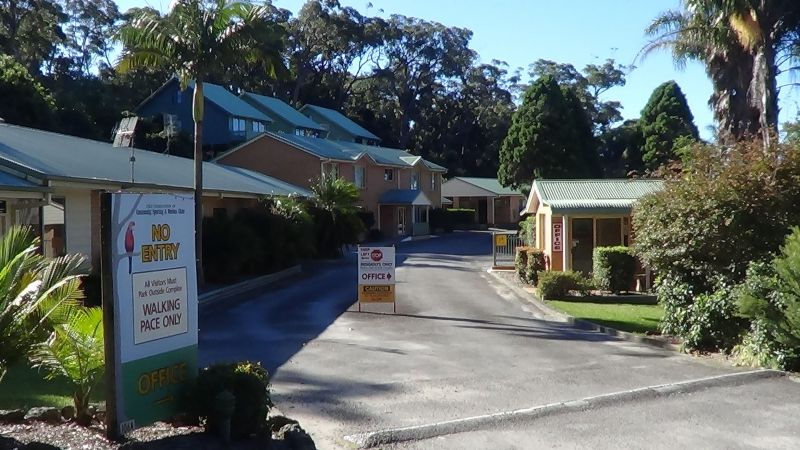 Sussex Inlet Holiday Centre - Accommodation NT
