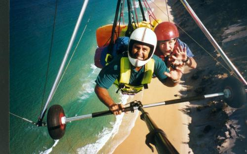 David CookmanSunshine Coast Hang Gliding - Accommodation NT