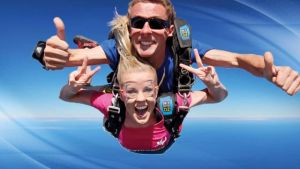 Skydive Oz Canberra - Accommodation NT