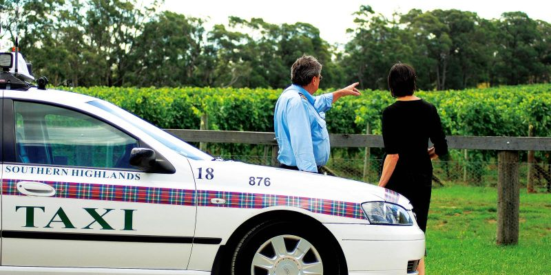 Southern Highlands Taxis Limousines and Coaches - Accommodation NT