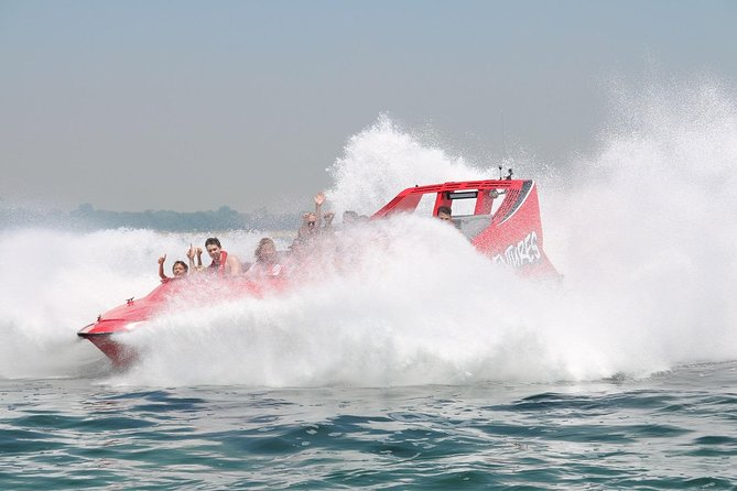 Busselton 30-Minute Jet Boat Thrill Ride