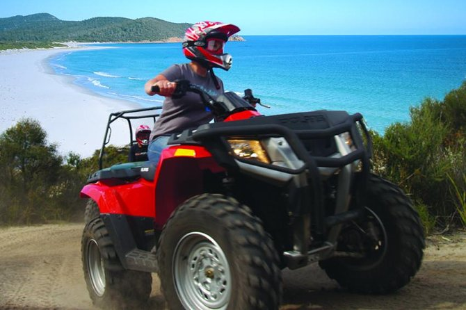 Half-Day Guided ATV Exploration Tour from Coles Bay