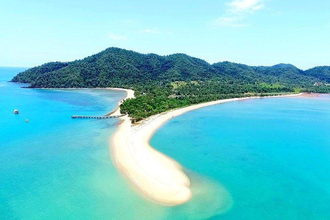 Dunk Island Round-Trip Water Taxi Transfer from Mission Beach - Accommodation NT