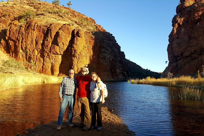 West MacDonnell Ranges Small Group Day Tour - Accommodation NT
