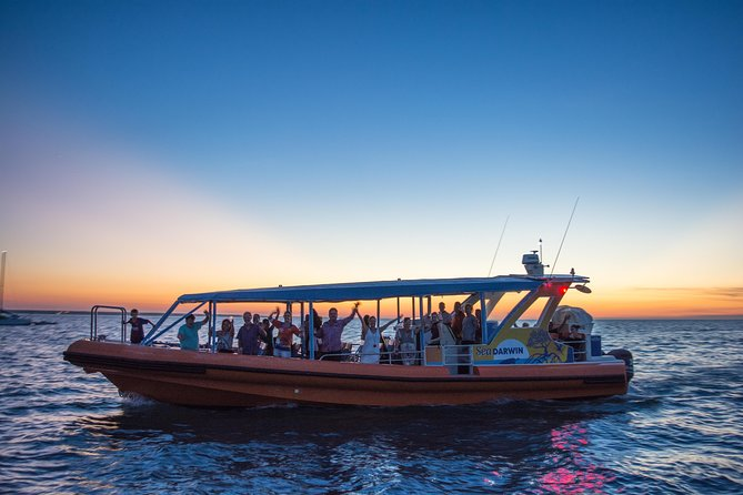 Darwin Sunset Cruise Including Fish 'n' Chips - Accommodation NT