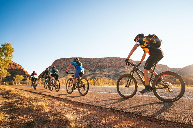 Alice Springs Outback Cycling Tours - Accommodation NT
