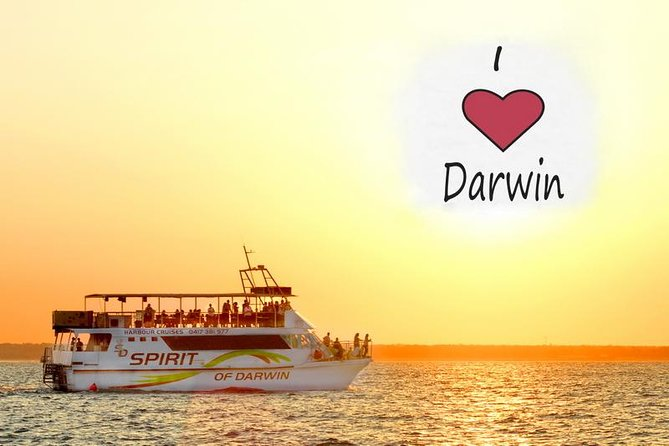 Darwin Sunset Cruise with Optional Buffet Dinner - Accommodation NT