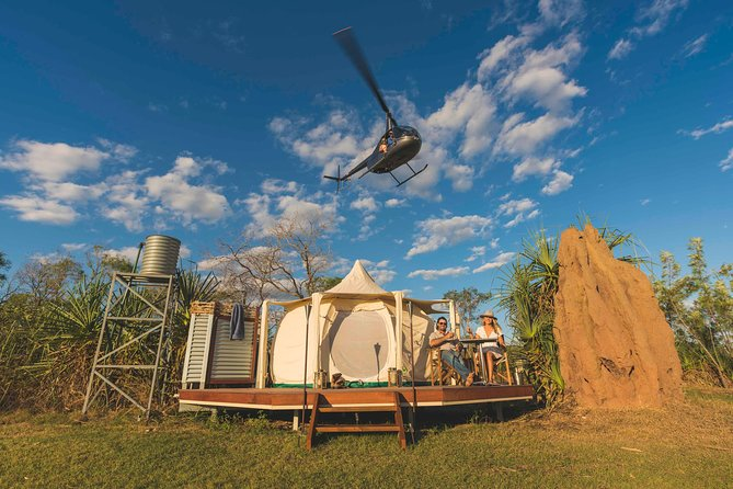 2-Day Top End Safari Camp - Accommodation NT