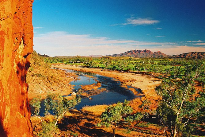 West MacDonnell Ranges Day Trip from Alice Springs - Accommodation NT