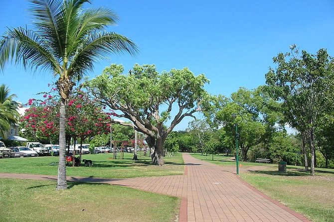 Darwin Self-Guided Audio Tour - Accommodation NT