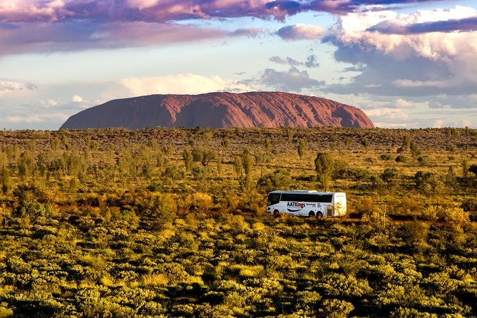Coach Transfer from Kings Canyon Resort to Ayers Rock Resort - Accommodation NT