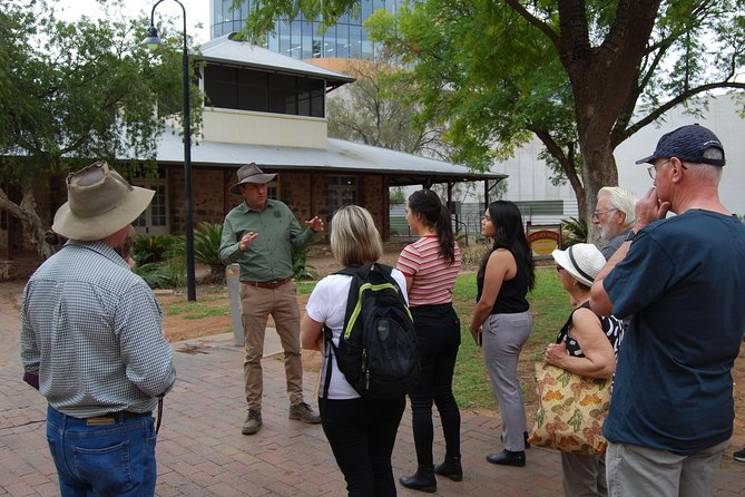 Alice Springs Walking Tours - Accommodation NT