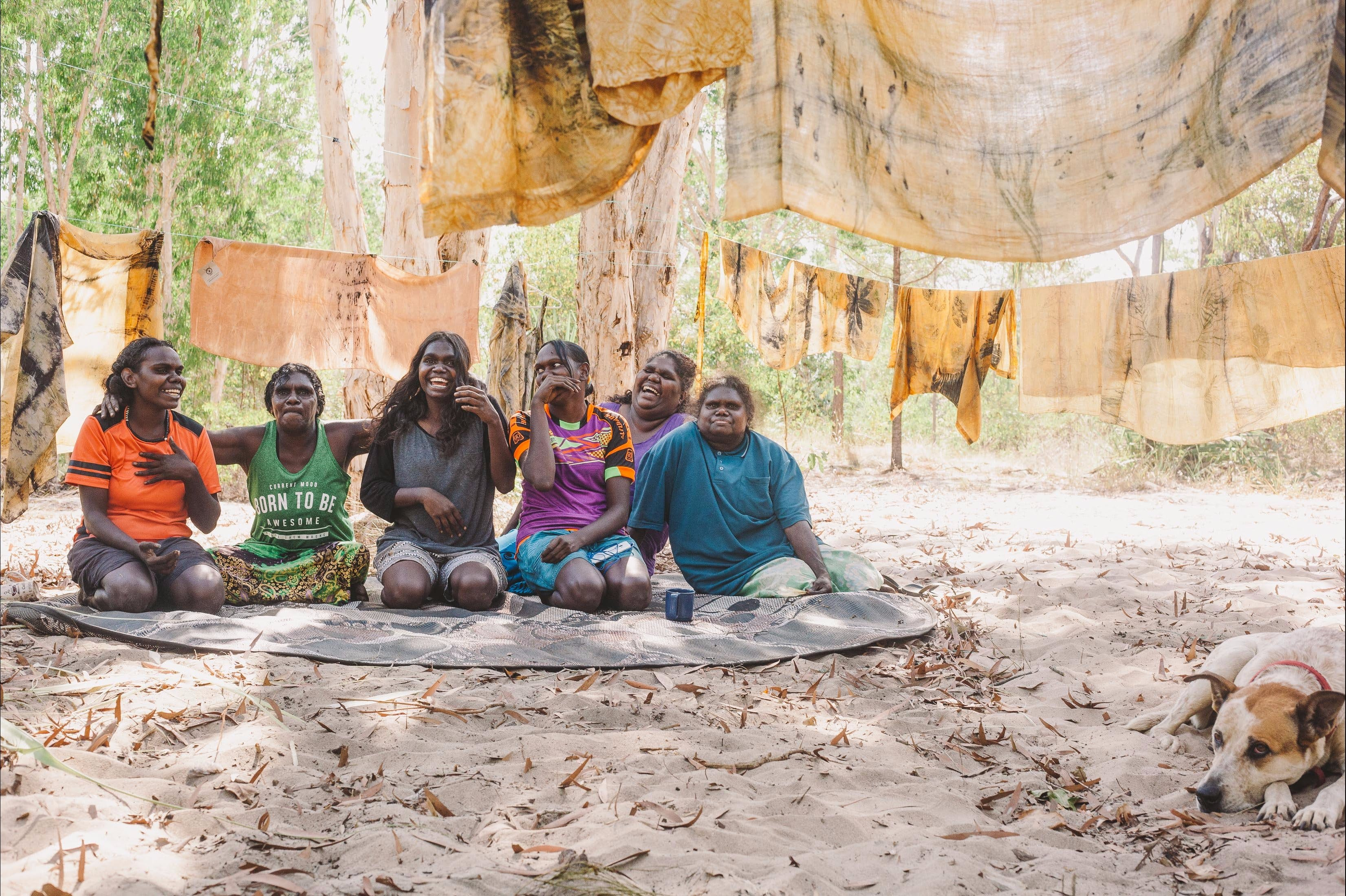 Anindilyakwa Arts Groote Eylandt - Accommodation NT