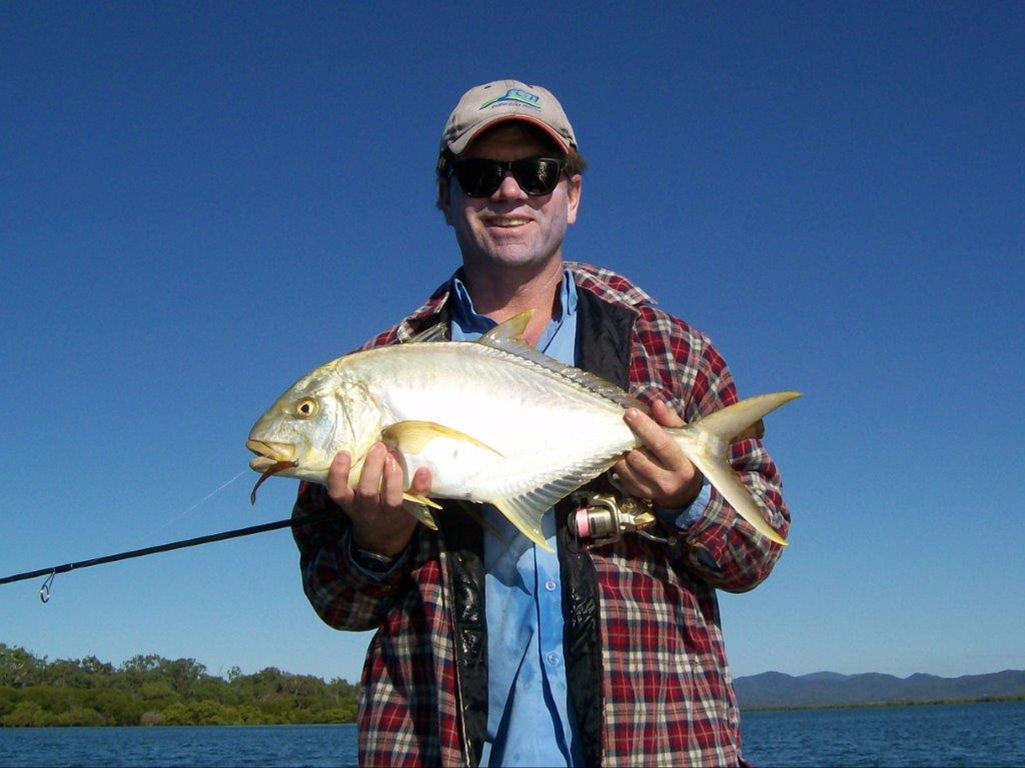 Barramundi to Trevally  A Seaforth Fishing Adventure - Accommodation NT