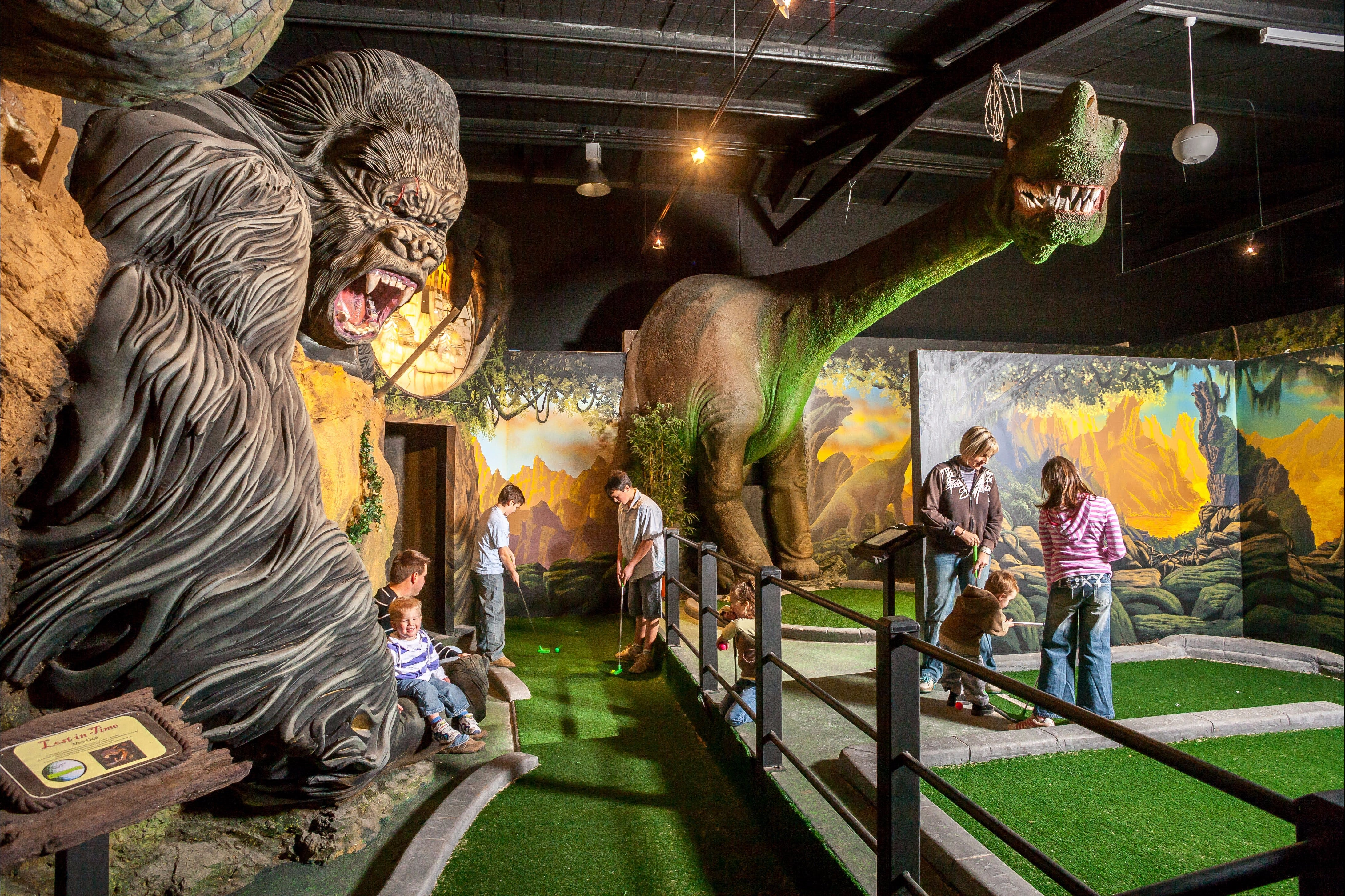 Gold Rush Mini Golf - Accommodation NT