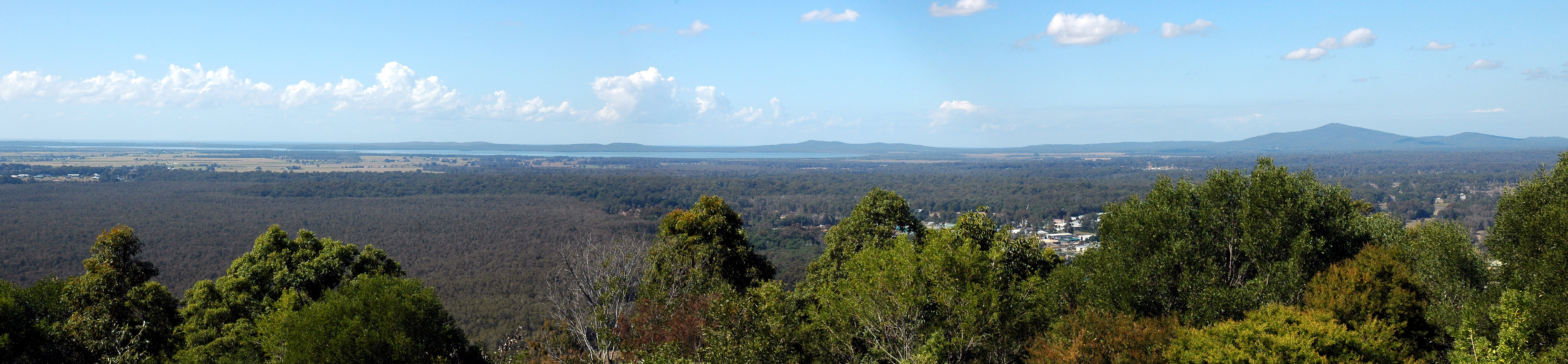 Maclean Lookout - Accommodation NT