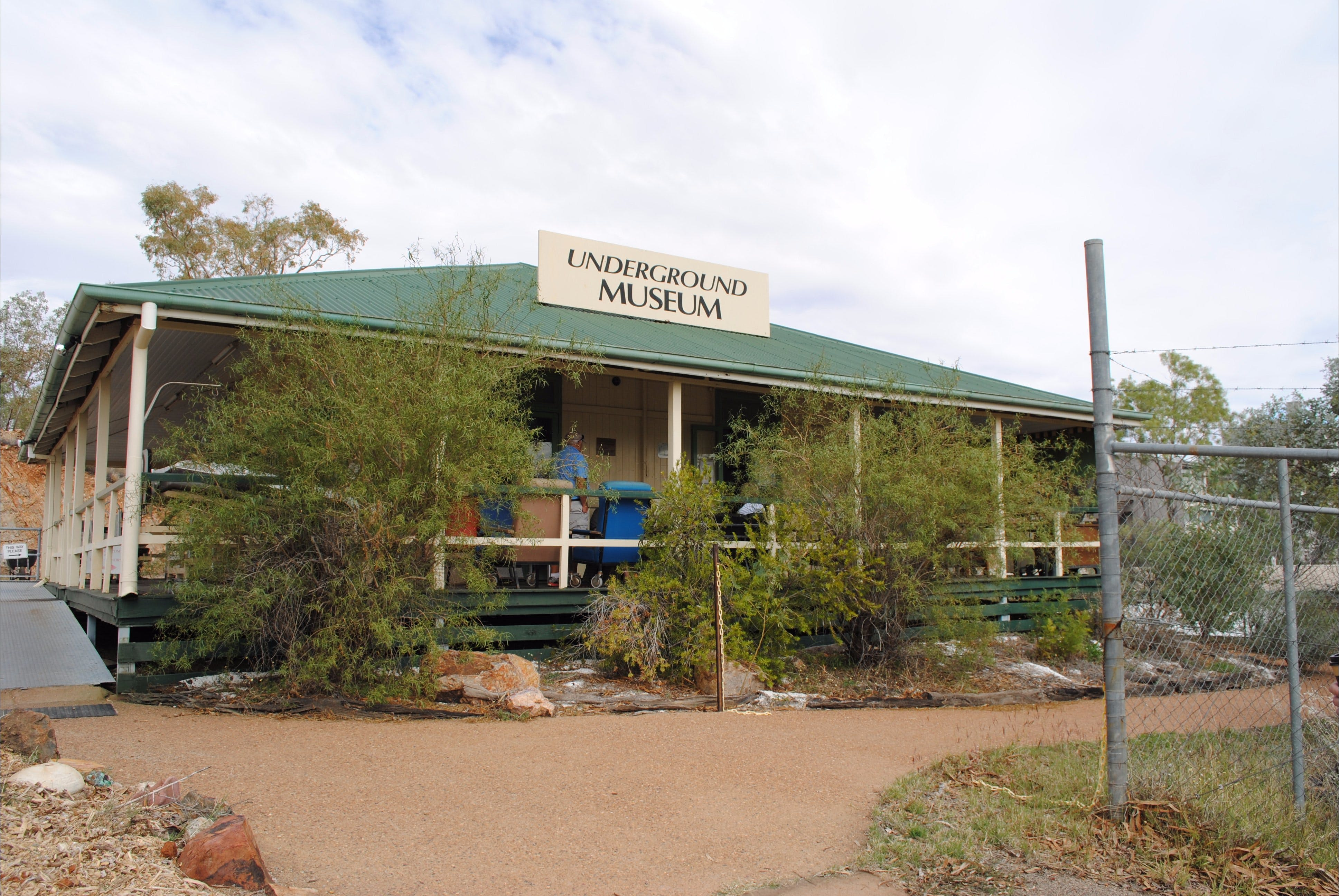 Mount Isa Underground Hospital and Museum - Accommodation NT