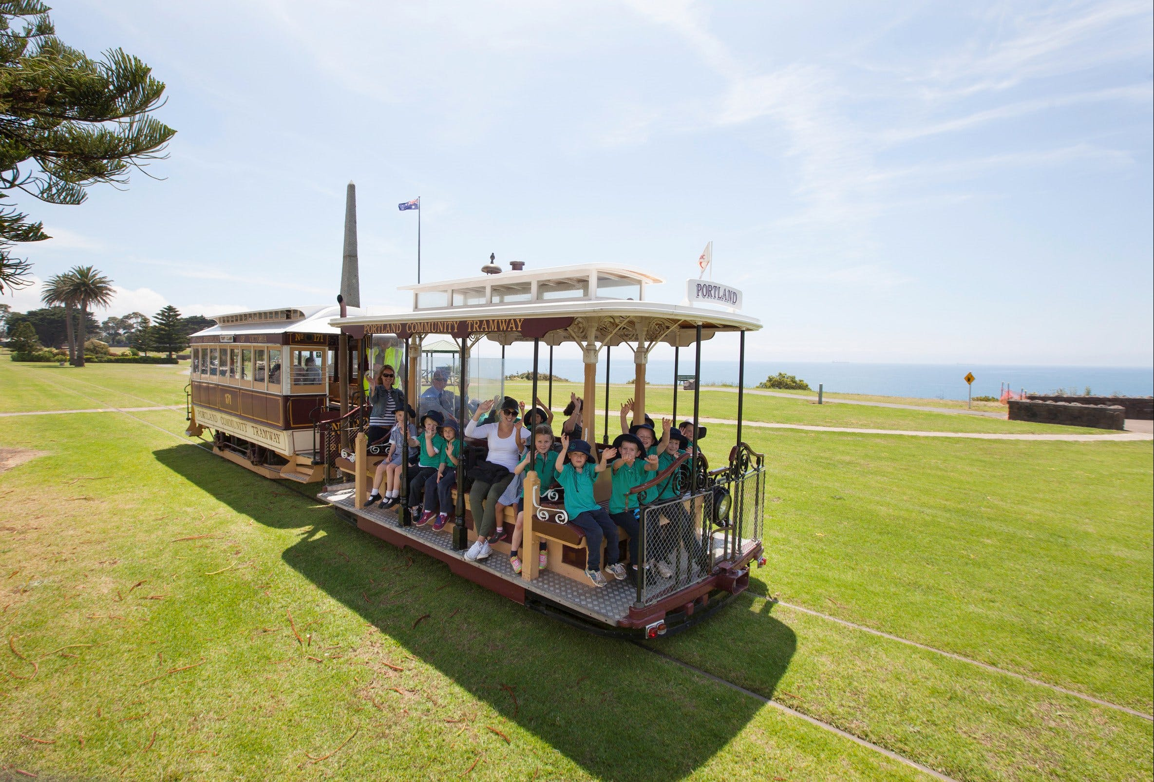Portland Cable Trams - Accommodation NT