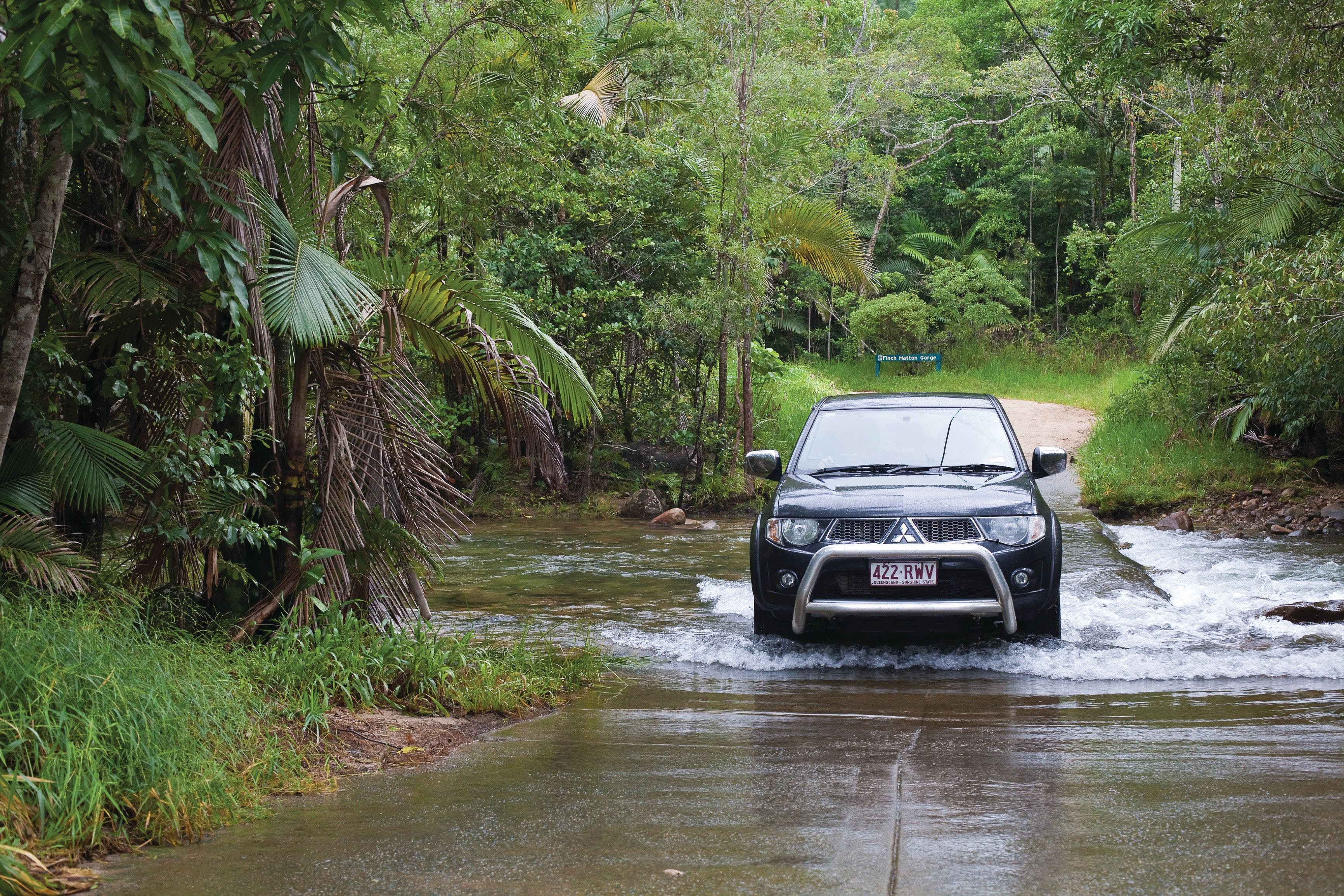 The Pioneer Valley and Eungella National Park - Accommodation NT