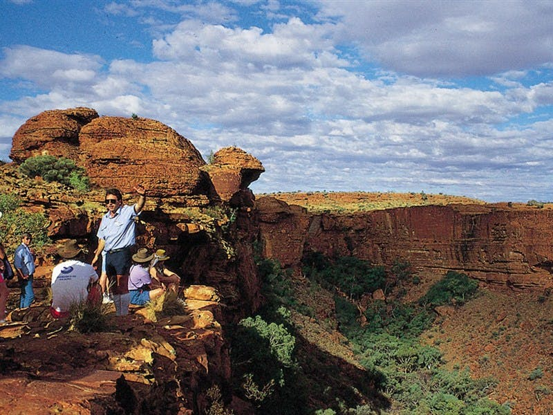 Kings Canyon - Accommodation NT