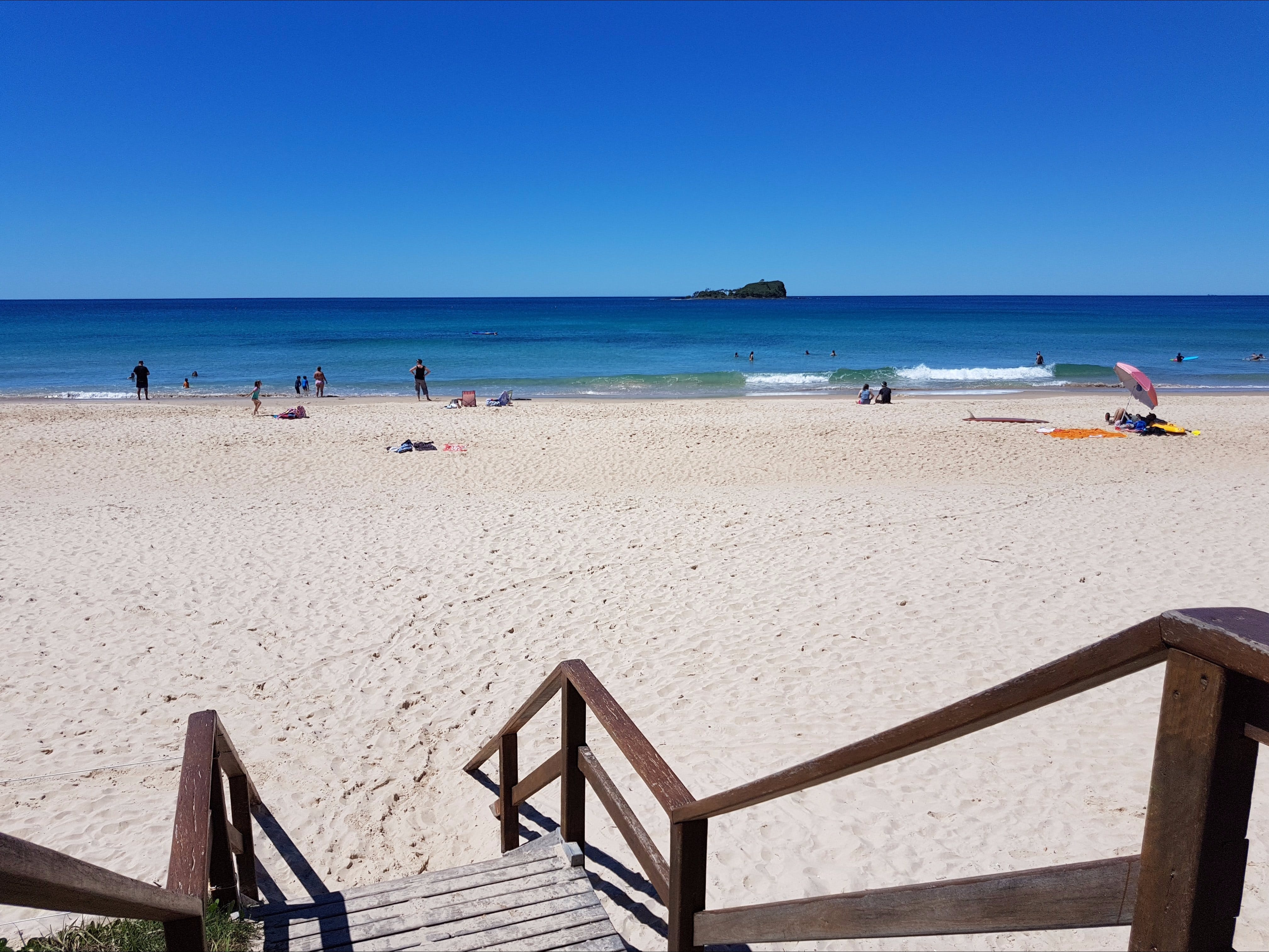Mudjimba Beach - Accommodation NT
