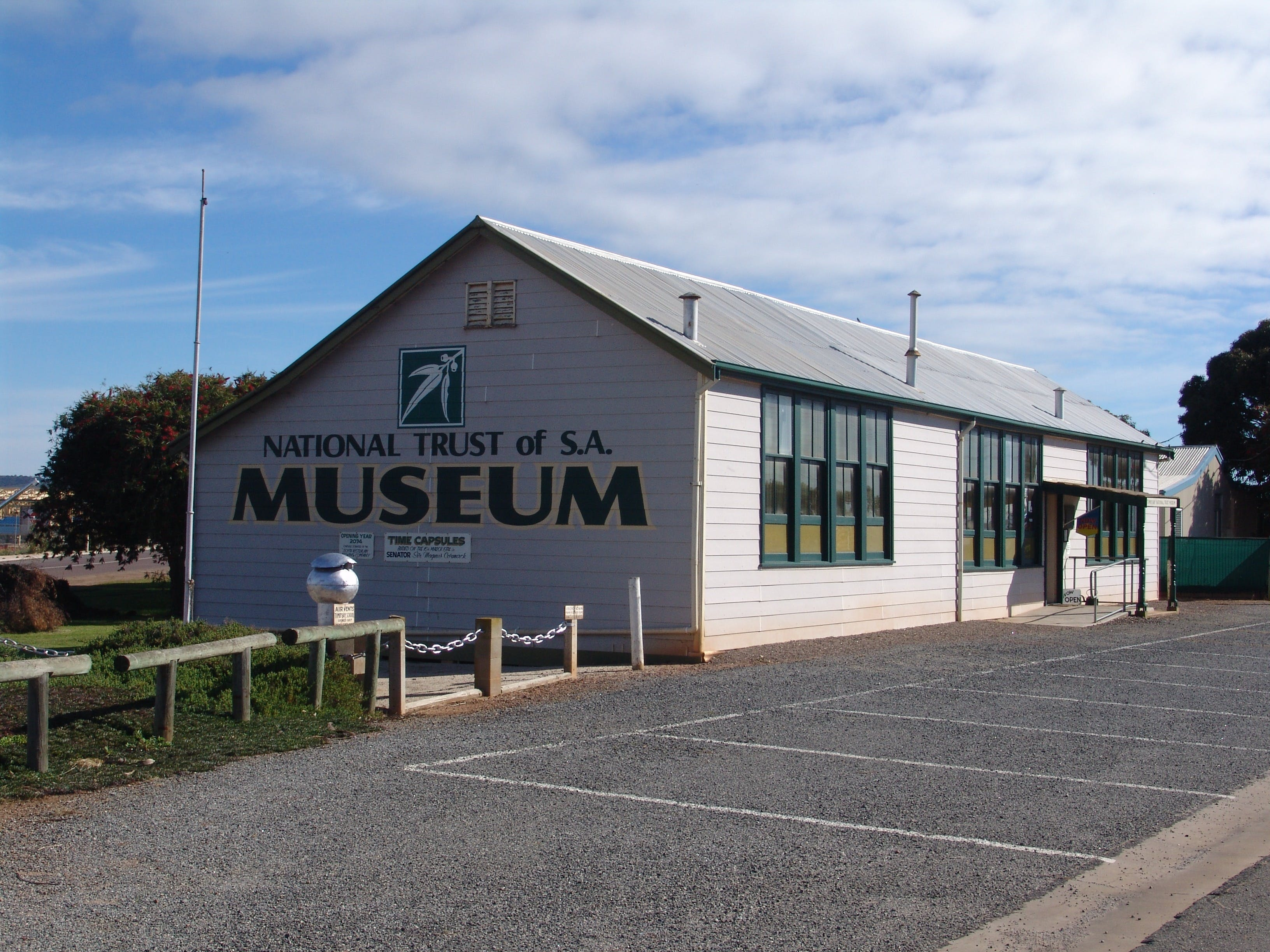 Tumby Bay National Trust Museum - Accommodation NT